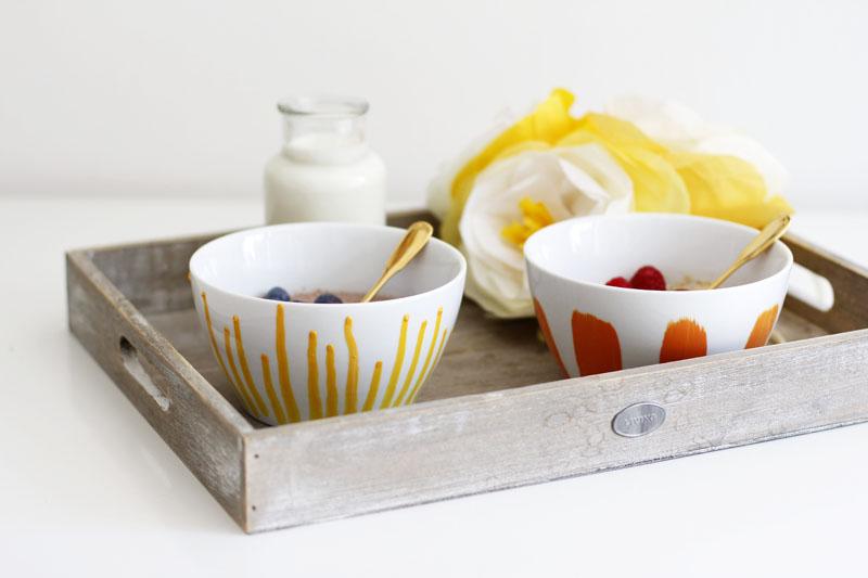 Müslischüsseln für den Muttertag |we love handmade