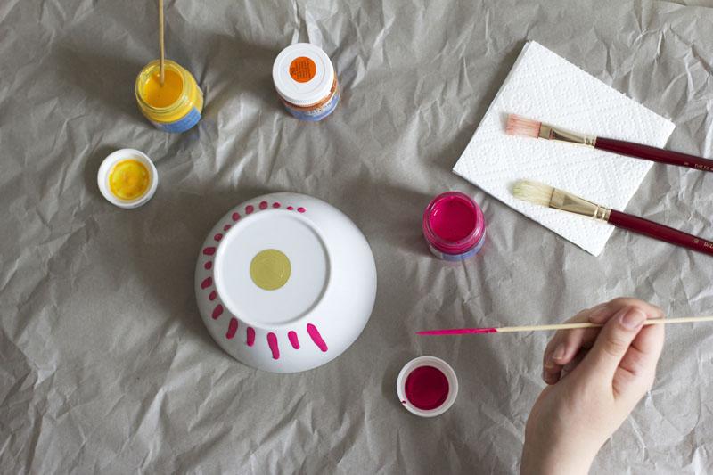 Porzellan bemalen |we love handmade