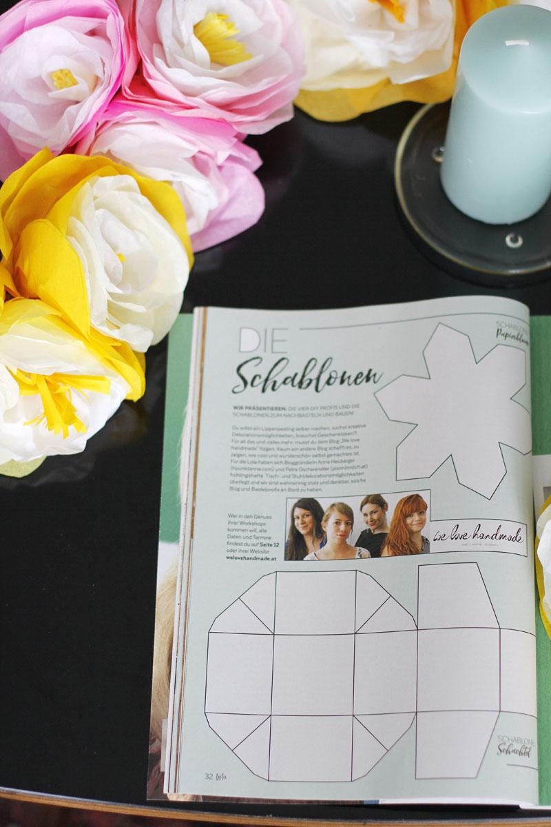 Lola Magazin und DIY Ideen zum Nachmachen | we love handmade