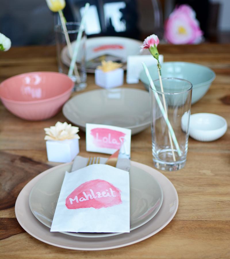 Frühlingstisch |we love handmade