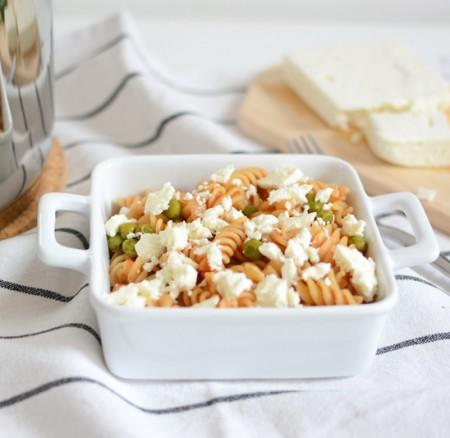 Food: Vegetarische One Pot Pasta