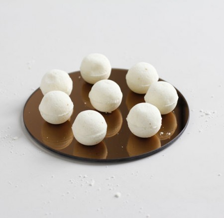 Beauty-DIY: Badepralinen