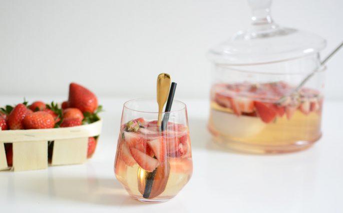 Erdbeer-Bowle |welovehandmade
