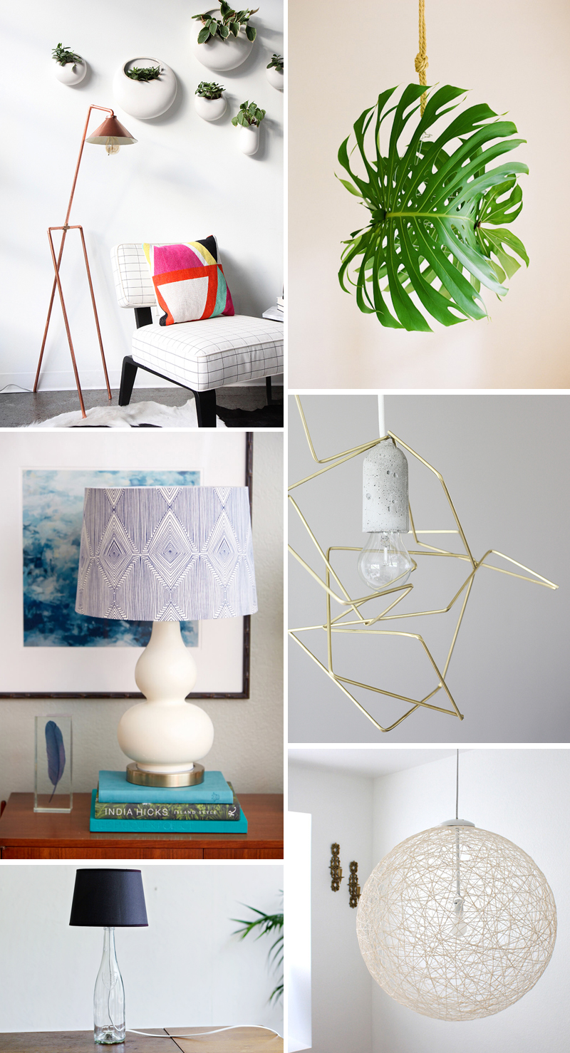 we love Inspiration Lampen | we love handmade