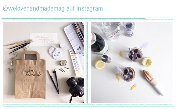we love Instagram im April 2016 |we love handmade