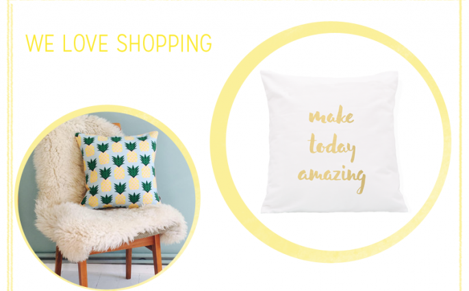 we love shopping: Pölster | we love handmade