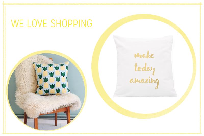 we love shopping: Pölster |we love handmade
