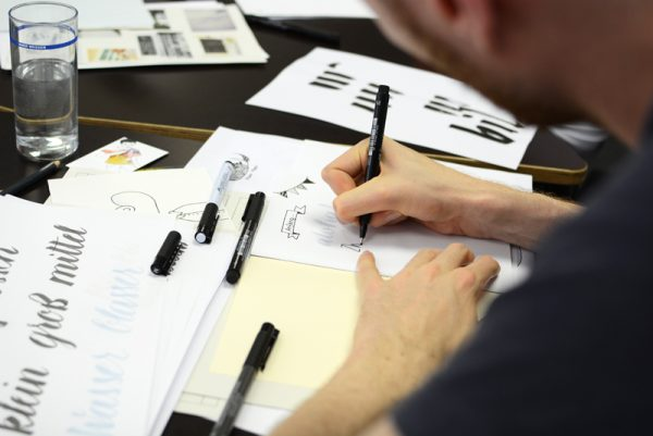 Handlettering-Workshop |welovehandmade
