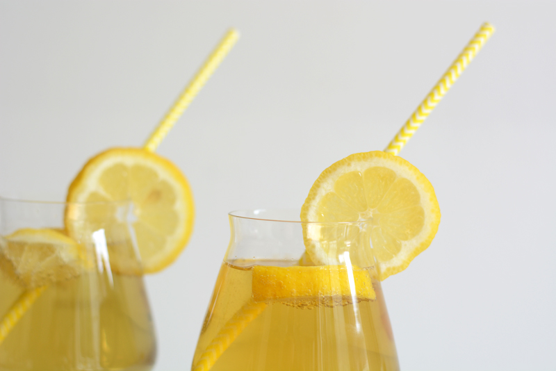 Lavendel-Bier-Cocktail Rezept |welovehandmade