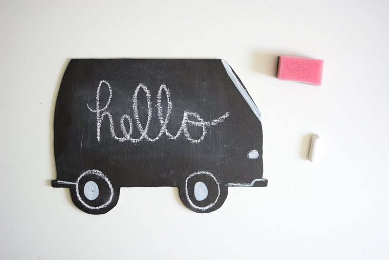 VW-Kreidetafel | we love handmade