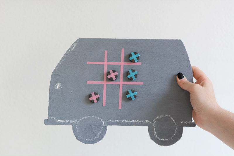 VW Magnetboard DIY-Tutorial | we love handmade