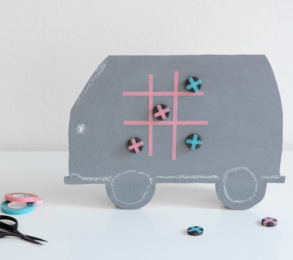 VW Magnettafel DIY | we love handmade
