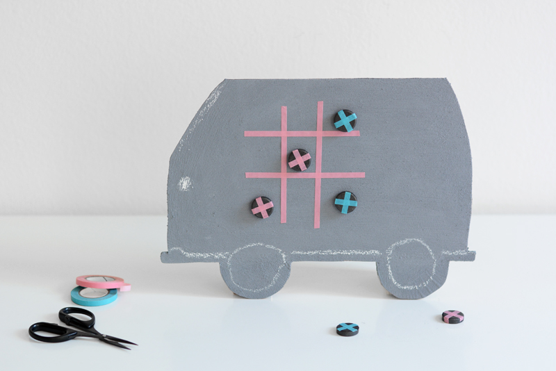 VW Magnettafel DIY | we love handmade