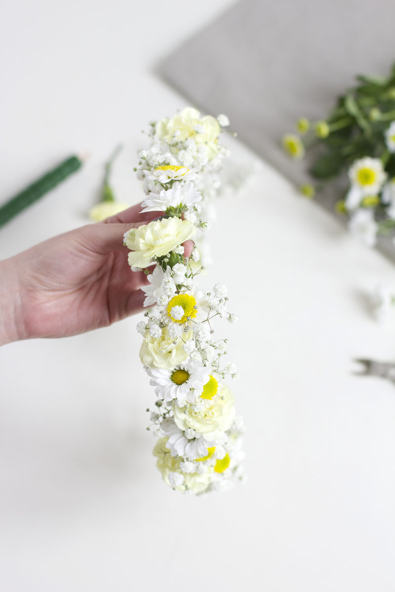 Diy Blumenkranze We Love Handmade