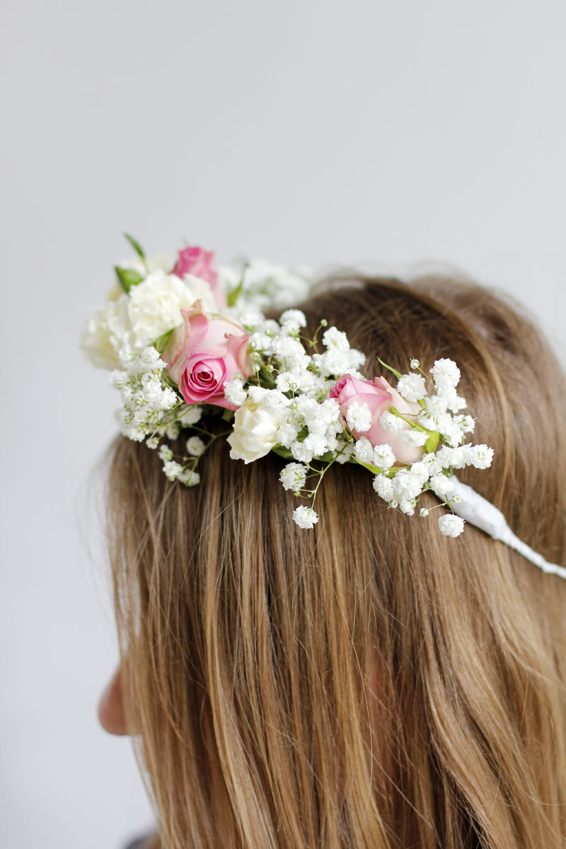 blumenkranz Flower Crown | we love handmade