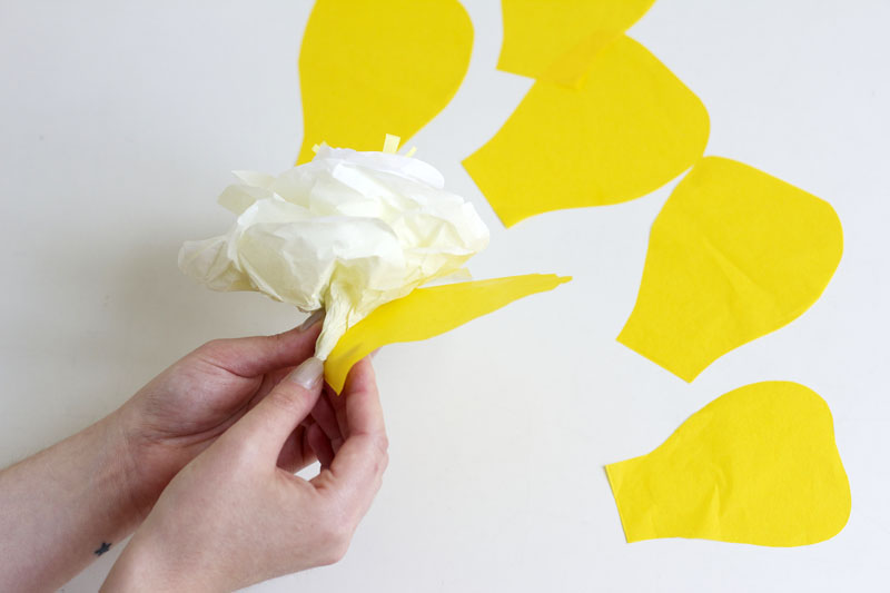 papierblumen DIY | we love handmade