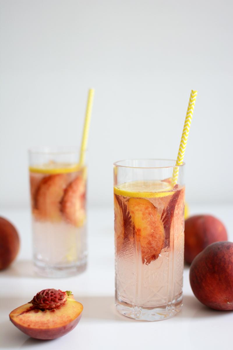 Peachy Gin |we love handmade