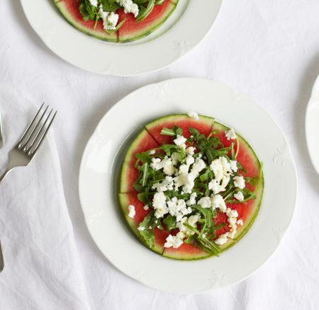 Food: Wassermelonen-Snack