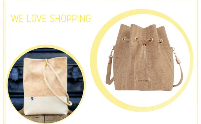 we love Shopping: Kork-Accessoires | we love handmade