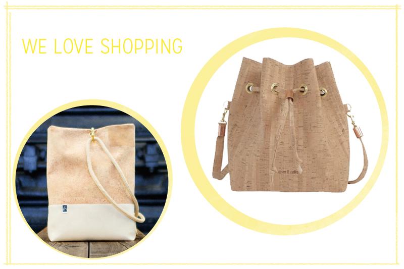 we love Shopping: Kork-Accessoires | we love handmade