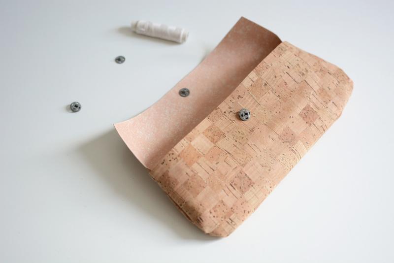 Federpenal aus Kork | we love handmade