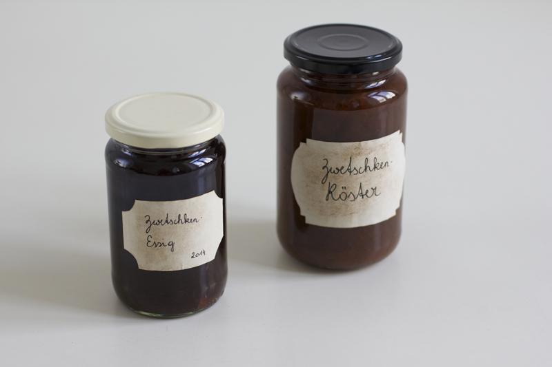 Vintage-Marmelade-Etiketten | we love handmade