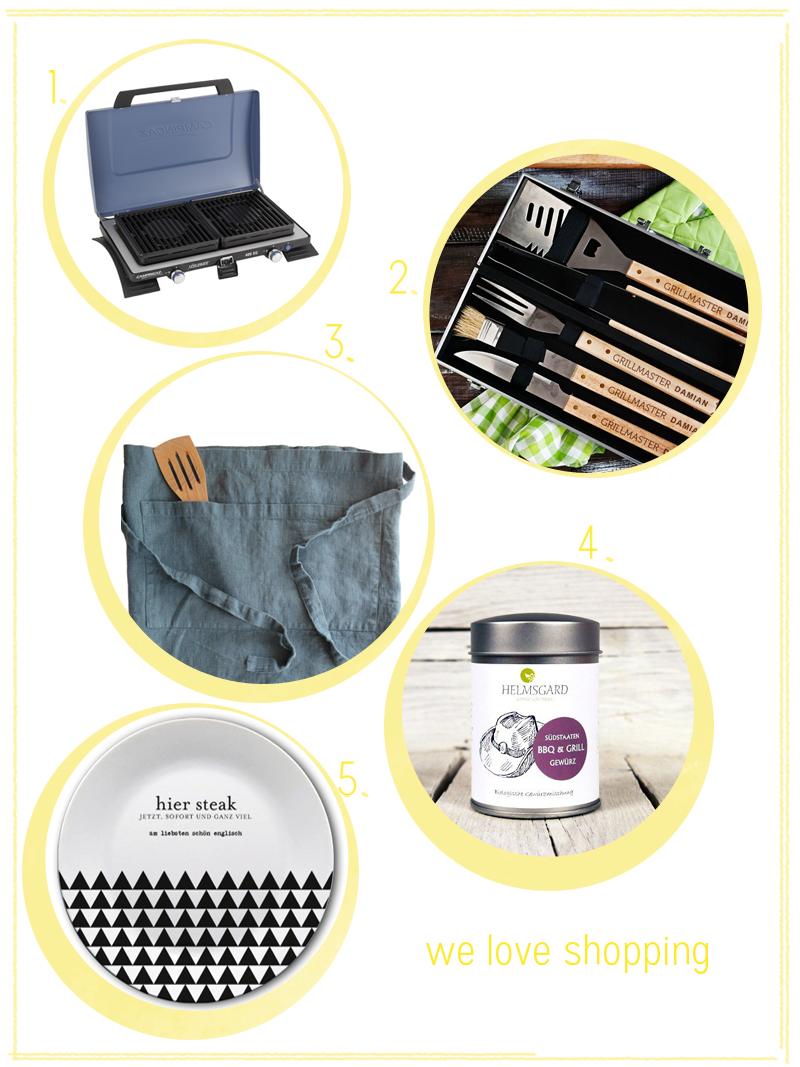 weloveshopping: Grillen |we love handmade