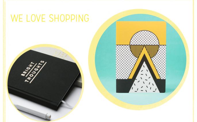 we love shopping: Notizhefte |we love handmade