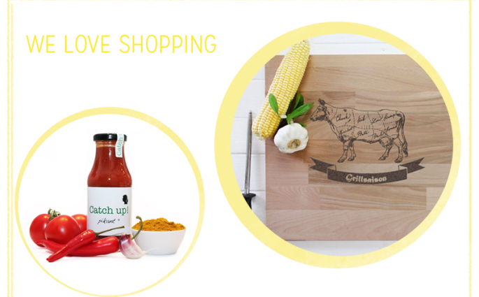 we love shopping: grillsaison | we love handmade