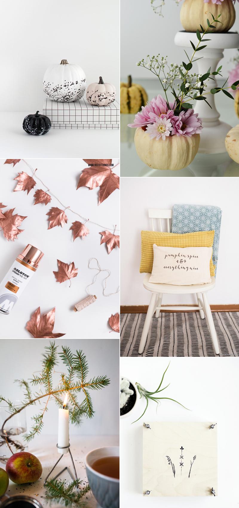 herbst diy inspiration | we love handmade