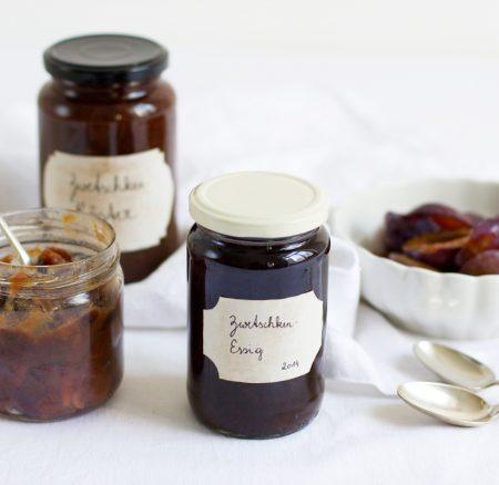 DIY: Marmelade-Etiketten im Vintage-Look