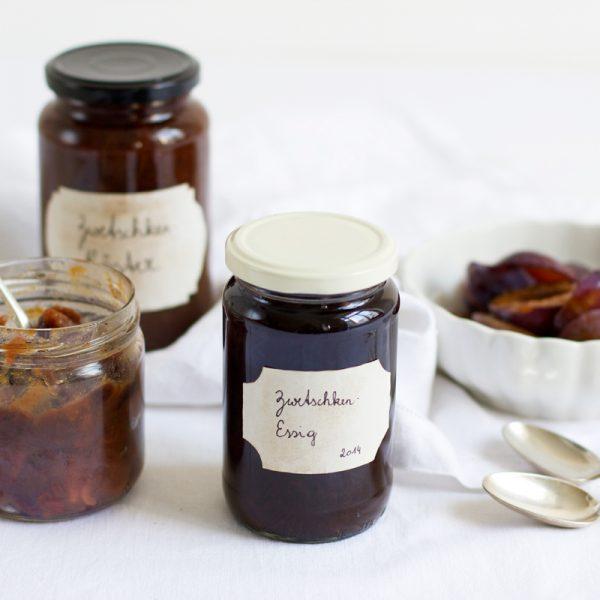 Marmelade-Etiketten im Vintage Look | we love handmade