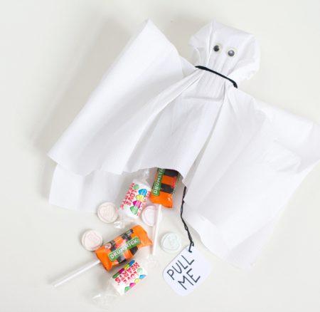 DIY: Geister-Cracker für Halloween