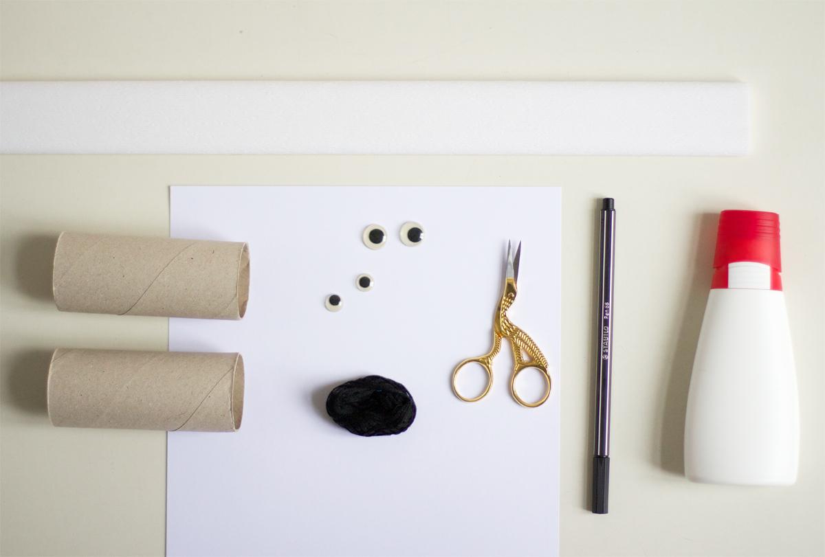DIY: Halloween Geister-Cracker | we love handmade