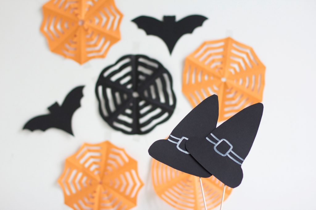 halloween photo booth selbermachen| we love handmade