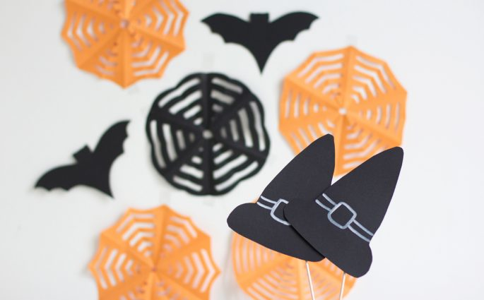 halloween photo booth selbermachen | we love handmade