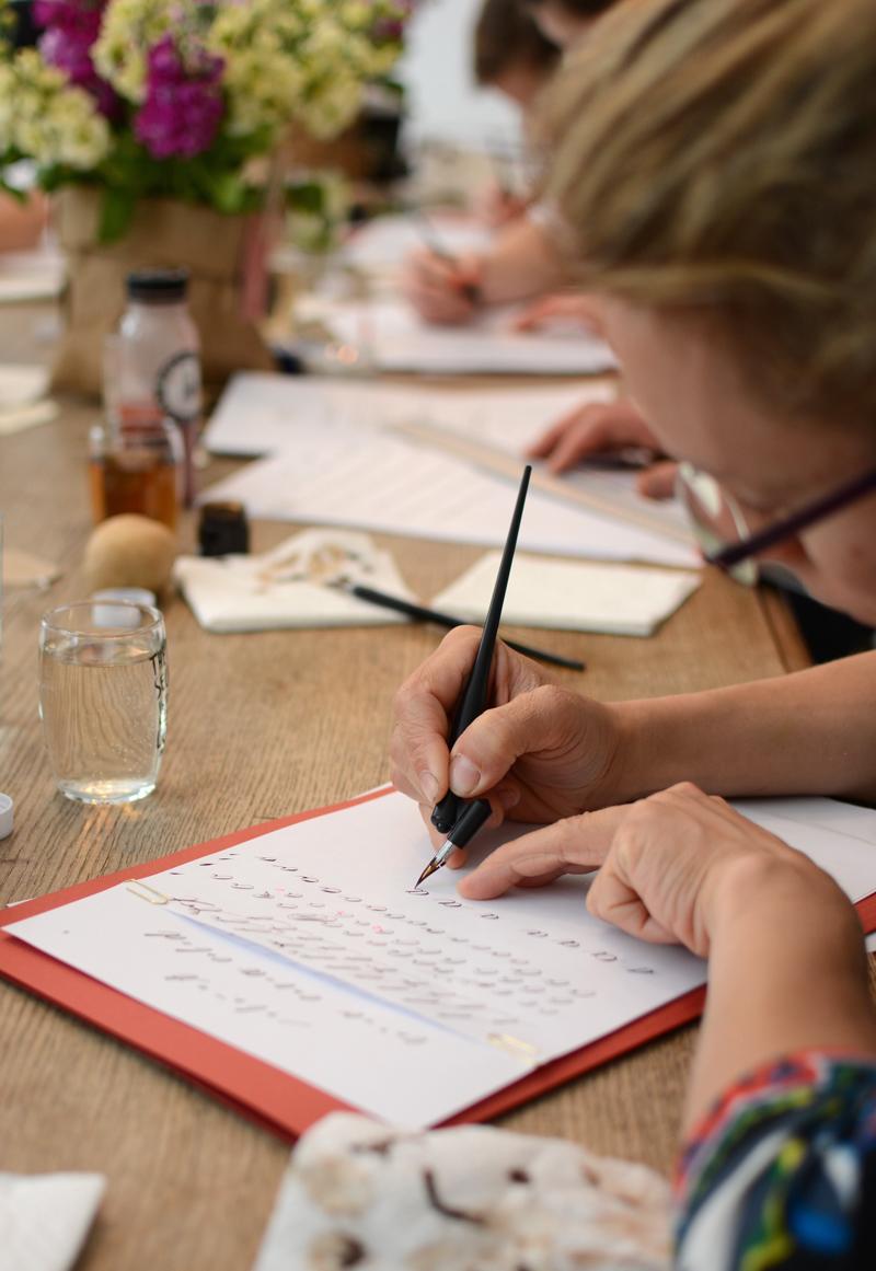 kalligraphie-workshop |we love handmade