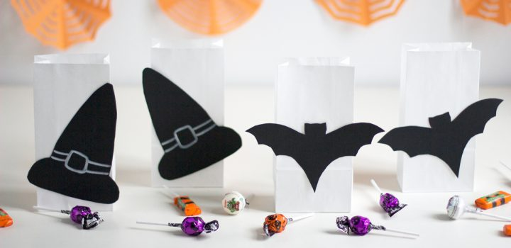 DIY: Trick-or-Treat Bags