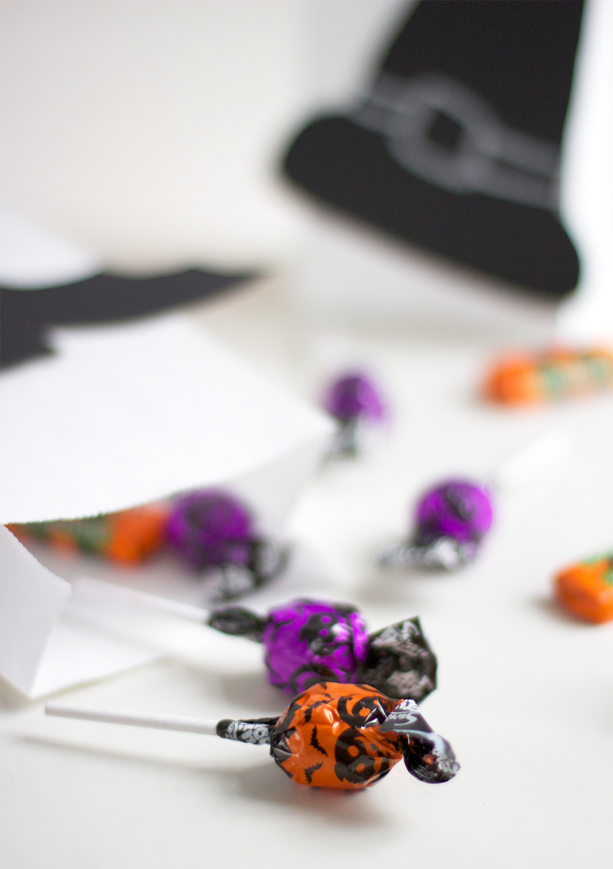 Halloween-Sackerl befüllen | we love handmade