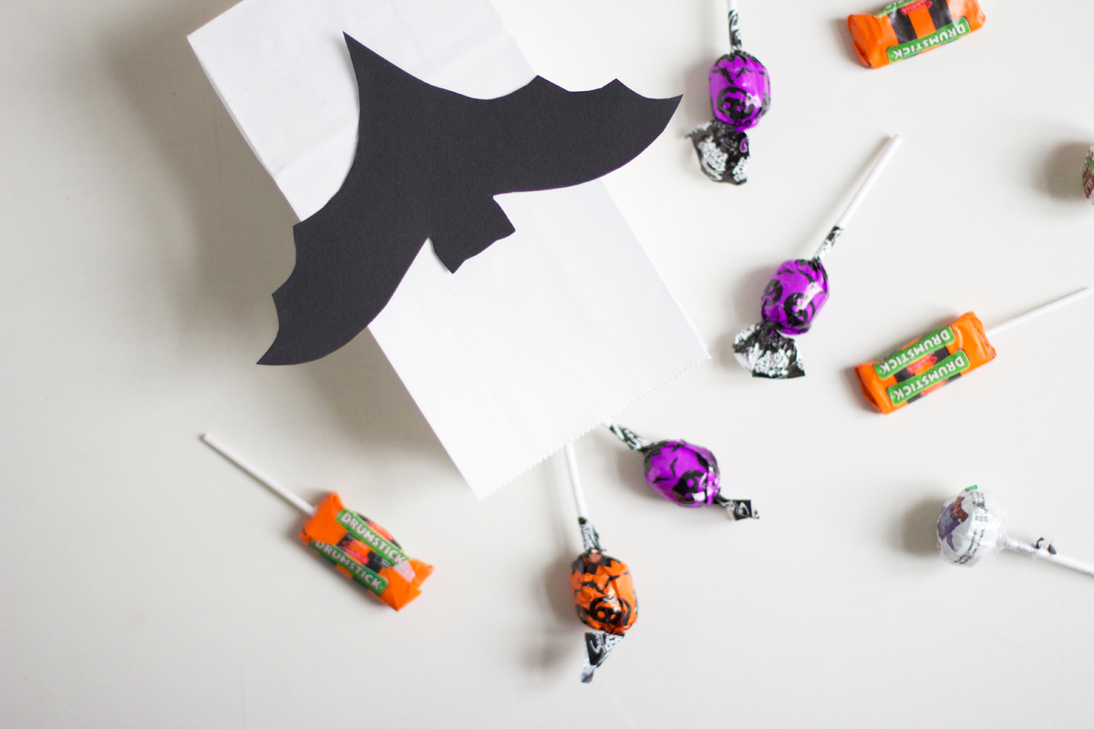trick-or-treat bags | we love handmade