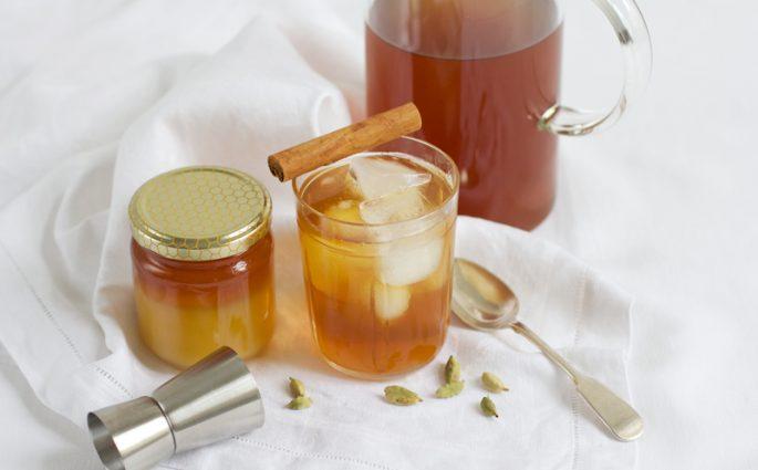Drinks: Earl-Grey-Tea-Cocktail | we love handmade