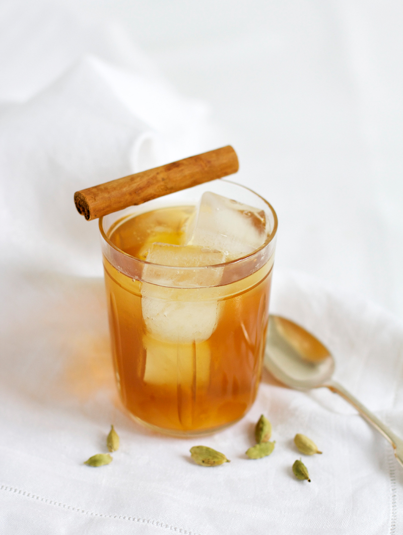Drinks: Earl-Grey-Tea-Cocktail | we love handmade