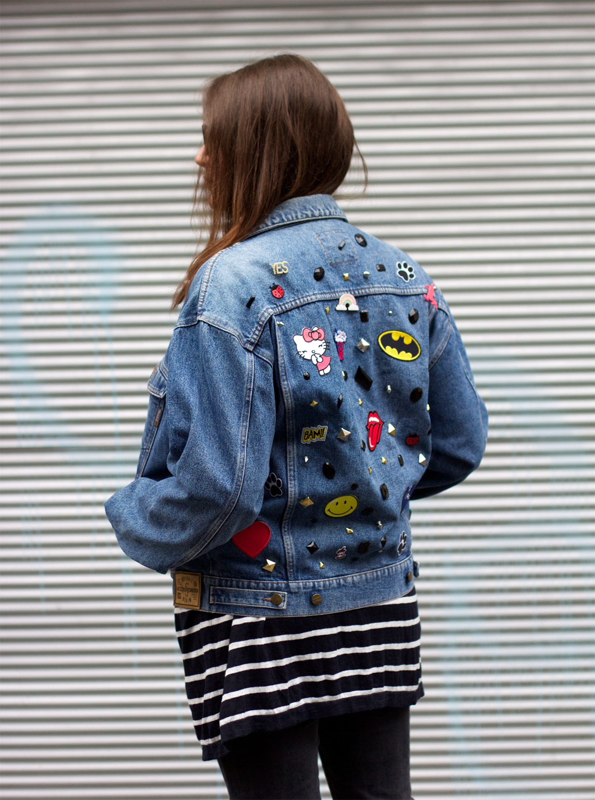 jeansjacke | we love handmade