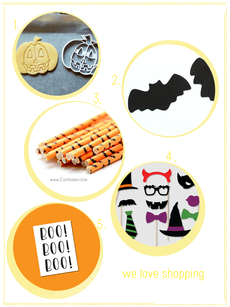 we love shopping: halloween-party | we love handmade
