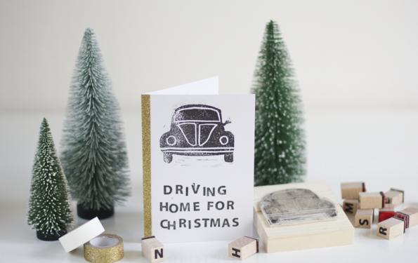 Auto-Stempel: DIY | we love handmade