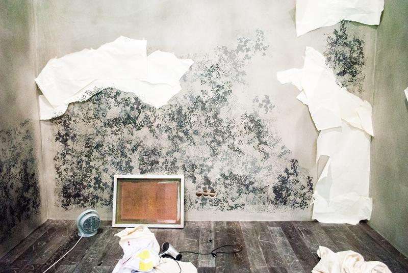 Wanddruck: FabricFabrik | we love handmade