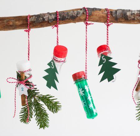 DIY: Adventkalender für die ganze Familie