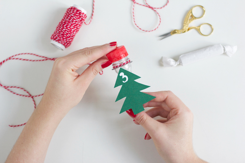 DIY: Adventkalender mit Tannebaum | we love handmade