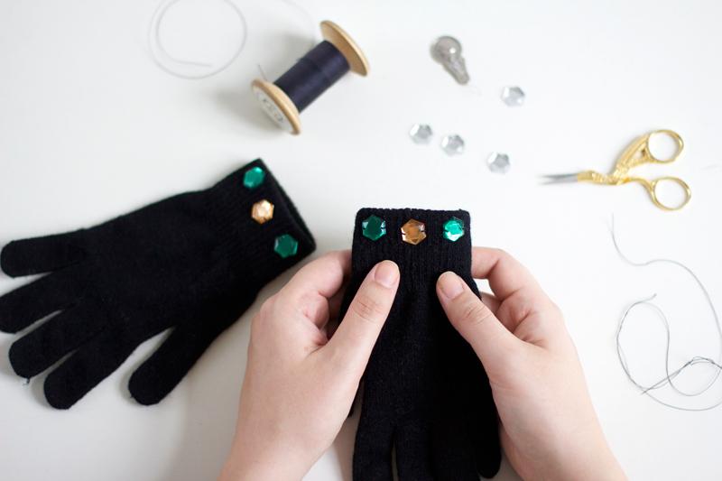 Handschuhe benähen |we love handmade
