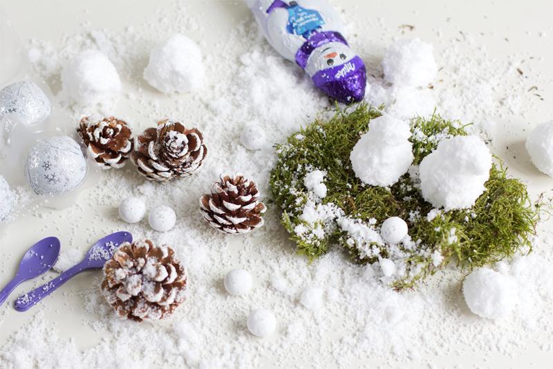 DIY: Let it snow | we love handmade